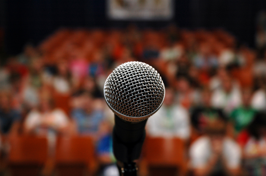 The Aims of a Great Speaker